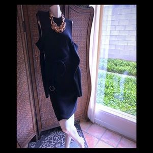 Dresses & Skirts - Sweater like dress open shoulders size large